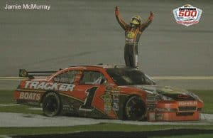 Jamie McMurray at Daytona 500