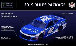 NASCAR Rules for Daytona 500