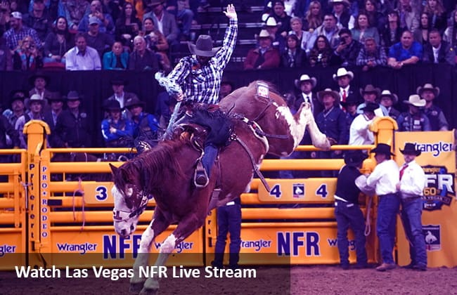 Watch Las Vegas NFR Live Stream.