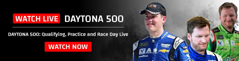 Daytona 500 live tv