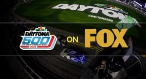 What Channel is the Daytona 500 on Today